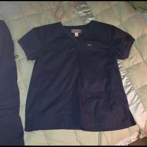 COPY - Womens Koi Lindsey scrub set, tall